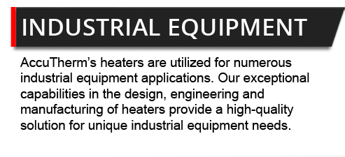 industrial heating products and controls  at accutherm