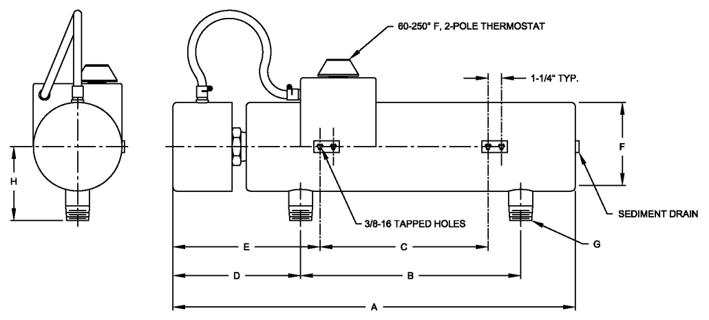 3 phase wiring diagram heater accu therm